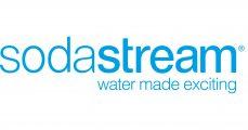 SodaStream Logo.  (PRNewsFoto/SodaStream International Ltd.)